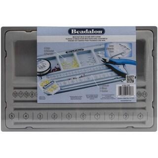 Bracelet Bead Board W/Cover7.75inX11.25in