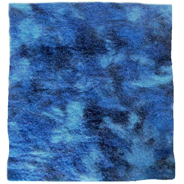 Feltworks Blended Felt Roll 12inX12inDenim
