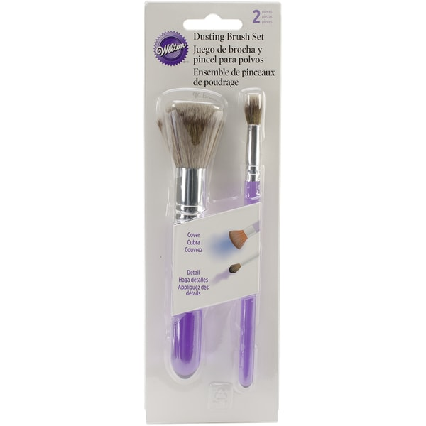 Dusting Brush 2pc Set
