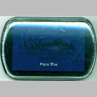 ColorBox Pigment Ink PadRoyal Blue