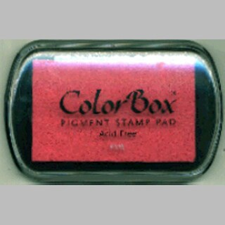 ColorBox Pigment Ink PadPink
