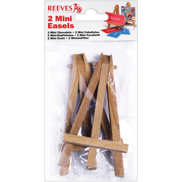 Mini Easels 2/Pkg2.75inX4.75in
