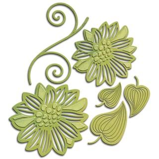 Spellbinders Shapeabilities DiesRomantic Blooms 2