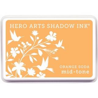 Hero Arts Midtone Ink PadsOrange Soda
