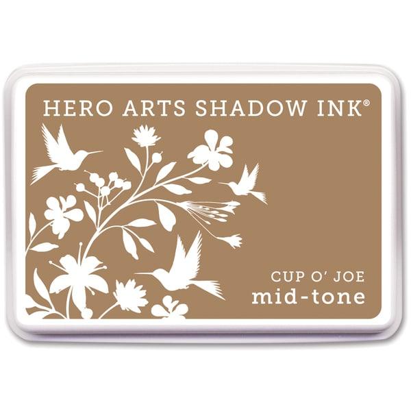 Hero Arts Midtone Ink PadsCup O' Joe 16256233