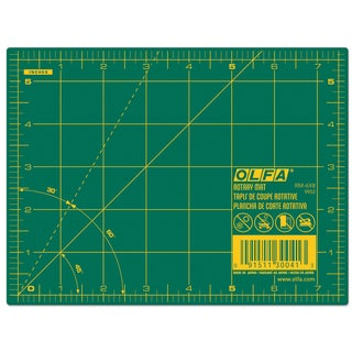 Gridded Cutting Mat6inX8in