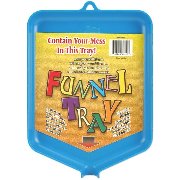 Funnel Tray6inX8in