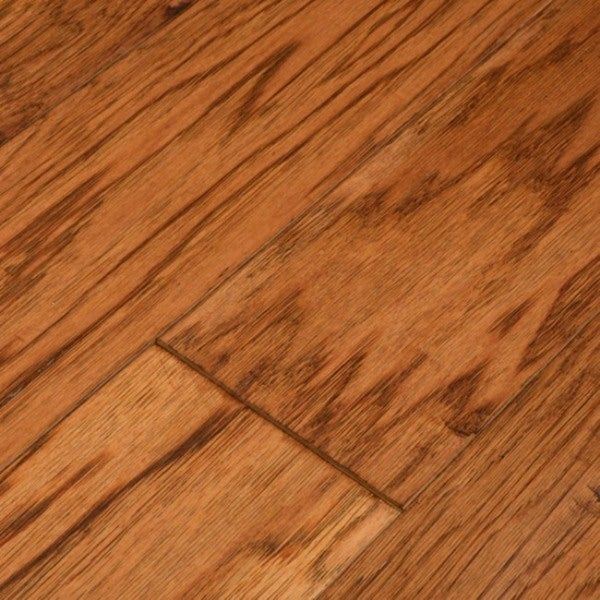 Beverly Hickory Distressed Engineered Hardwood Floor Sorghum (26.68 square feet)