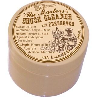 The Master's Brush Cleaner & Preserver1oz