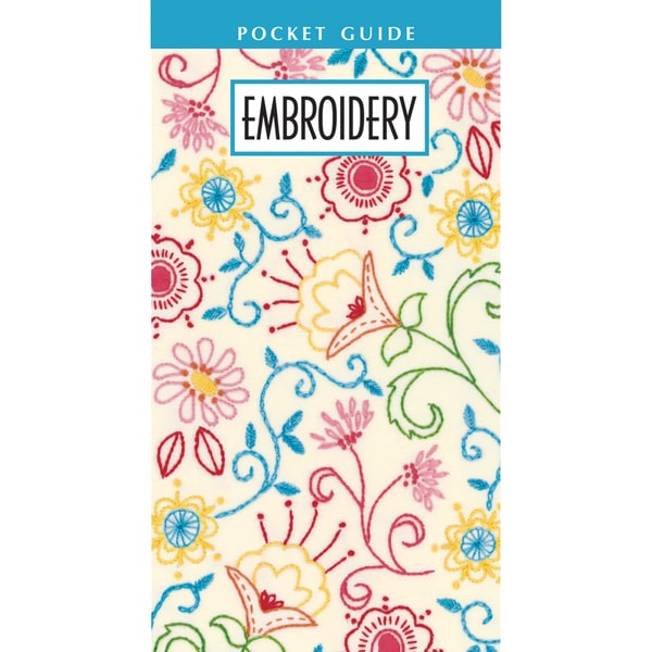 Leisure ArtsEmbroidery Pocket Guide