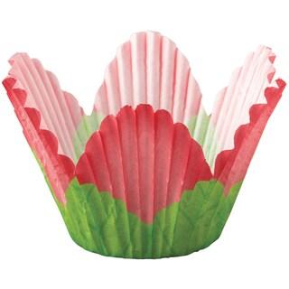 Petal Standard Baking CupsRed 24/Pkg