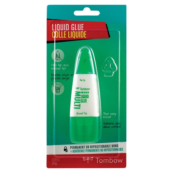 Mono Multi Liquid Glue Carded.88oz