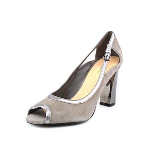 Cole Haan Women's 'Corinne OT. Pump' Regular Suede Dress Shoes
