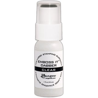 Emboss It Dabber 1oz BottleClear