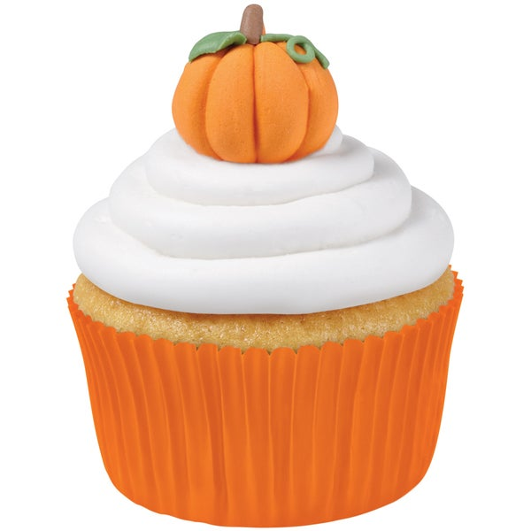 Royal Icing Decorations 12/Pkg3D Pumpkins 16257122
