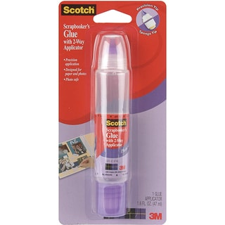 Scotch Scrapbooker's 2Way Glue1.6oz