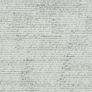 Tissuestock Printed 12inX12in 10/PkgFrench Script Ivory
