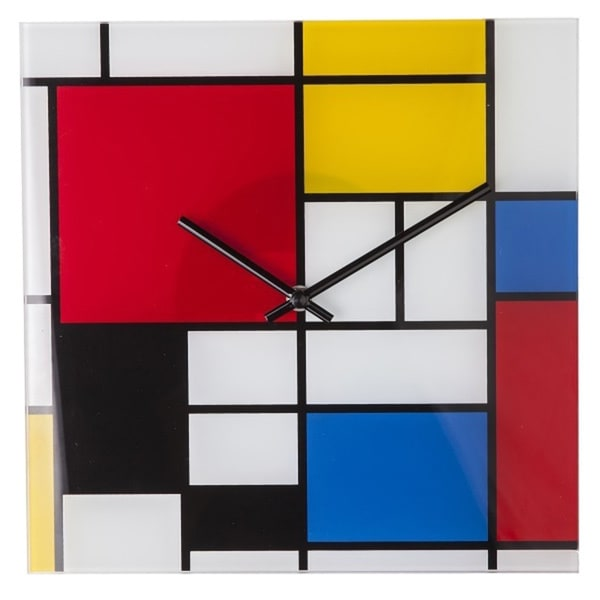 Hans Andersen Home Time Lines Clock