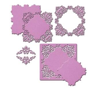 Spellbinders Nestabilities Decorative Elements DiesReverent Square
