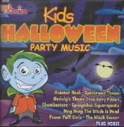 Dj's Choice Band - Kid's Halloween Party Music