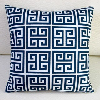 Artisan Pillows Towers Printed 18-inch Throw Pillow Cover (Set of 2)