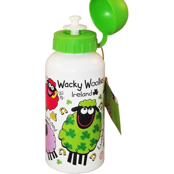 Wacky Woollies Metal Bottle