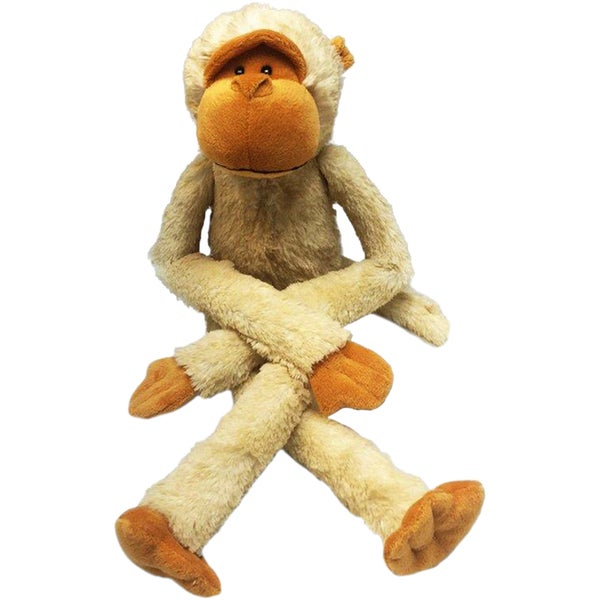Nandog My BFF Plush ToyTan Monkey