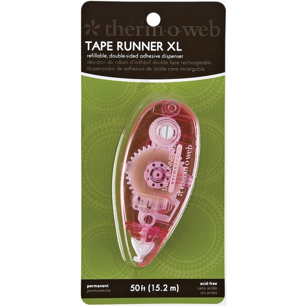 Memory Tape Runner XL.312inX600in