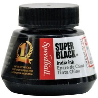 Speedball Super Black India Ink2oz