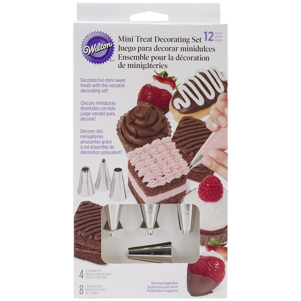 Mini Treat Decorating Set12pc
