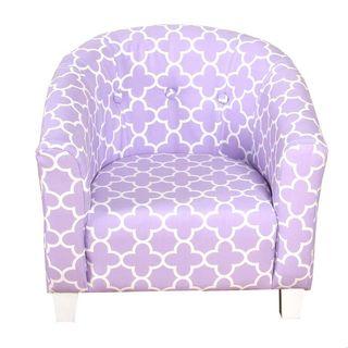 HomePop Juvenile Tub Chair