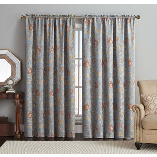 VCNY Emily Rod Pocket Curtain Panel