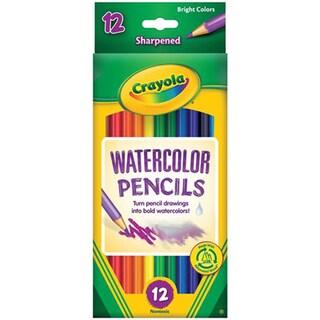 Crayola Watercolor Pencil Set 12/Pkg