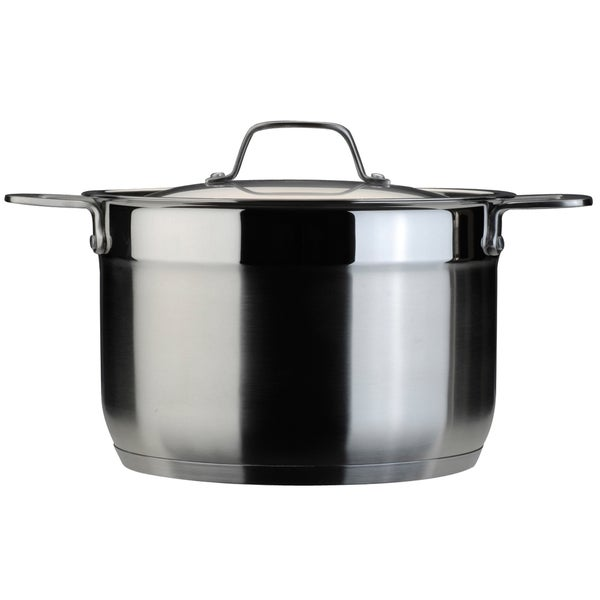 EarthChef Professional 8-quart Covered Stockpot
