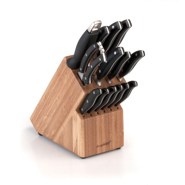 15-piece Block Forged Knife