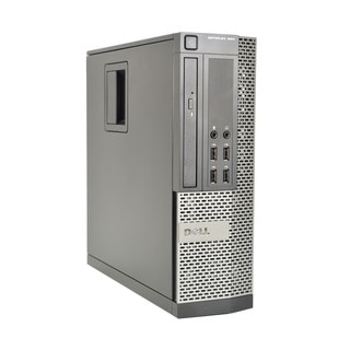 Dell OptiPlex 990 SFF 3.1GHz Intel Core i5 4GB RAM 250GB HDD Windows 7 Computer (Refurbished)