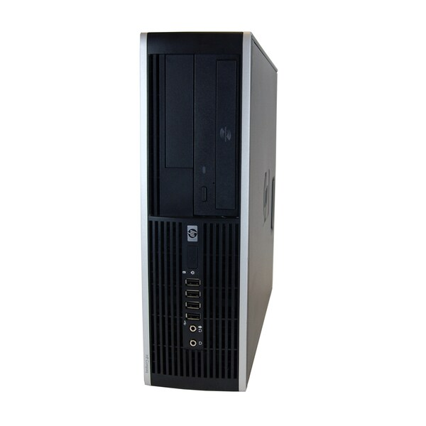 HP Compaq 6005 SFF 2.8GHz AMD Athlon II x2 8GB RAM 2TB HDD Windows 7 Computer (Refurbished)