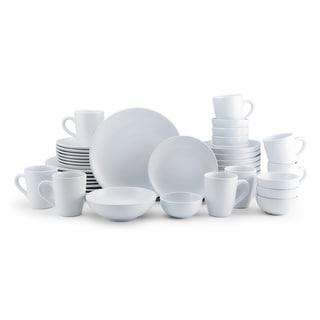 Mikasa Gatsby White 40-piece Dinnerware Set