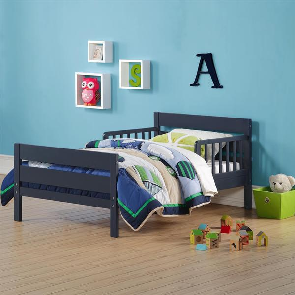 Baby Relax Cruz Graphite Blue Toddler Bed