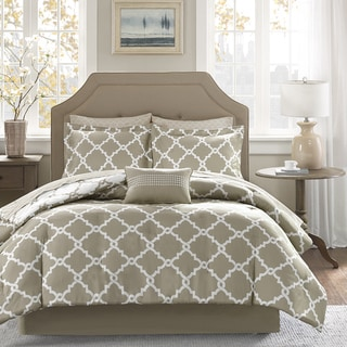 Madison Park Essentials Diablo Reversible Complete Bed Set