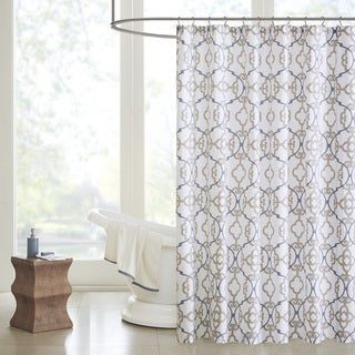 Madsion Park Pure Nicola Cotton Shower Curtain