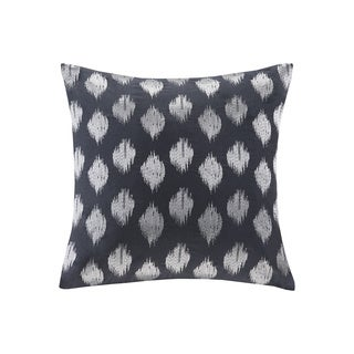 Ink+Ivy Nadia Dot Embroidered Cotton 18-inch Square Pillow
