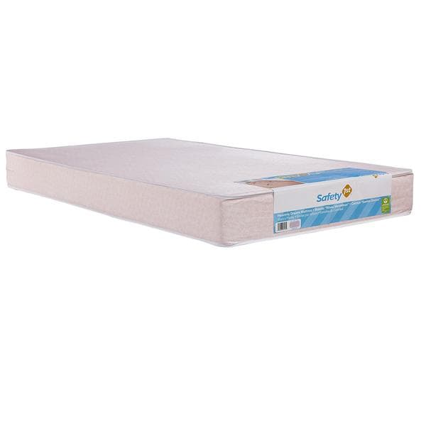 DHP Safety First Heavenly Dreams Stars a Plenty Pink Mattress 16264407