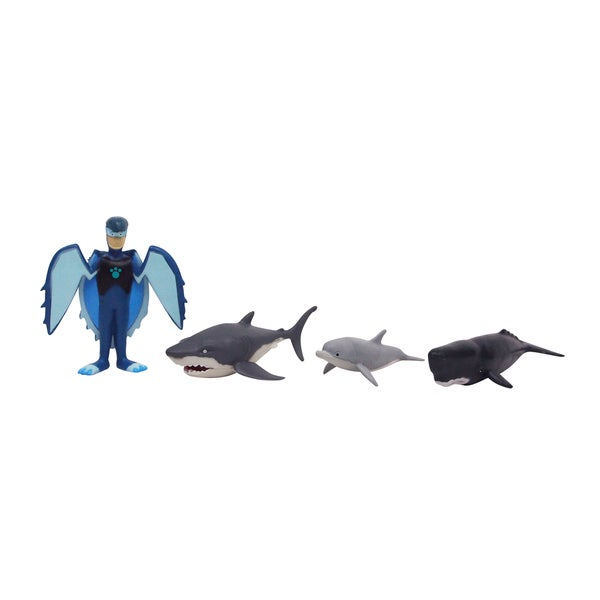 Wicked Cool Toys Wild Kratts Deluxe Action Figure Set