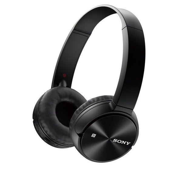 Sony MDRZX330BT/B Bluetooth Stereo Headset (Black)
