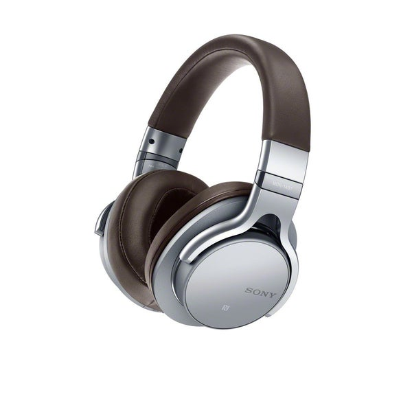 Sony MDR1ABT/S Hi-Res Bluetooth Stereo Over-Ear Headphones