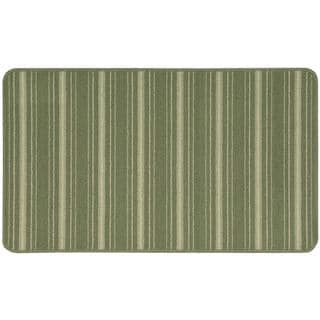 Nourison Everywhere Essential Light Green Accent Rug (1'8 x 2'10)