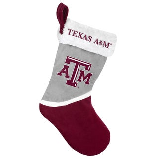 Forever Collectibles Texas A and M Aggies NCAA 2015 Basic 17-inch Stocking