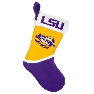 Forever Collectibles LSU Tigers NCAA 2015 Basic 17-inch Stocking