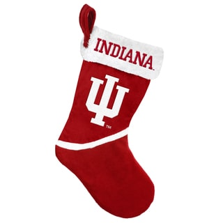 Forever Collectibles Indiana Hoosiers NCAA 2015 Basic 17-inch Stocking
